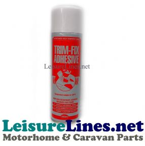 TRIM FIX SPRAY GLUE IMPACT ADHESIVE 500ml AEROSOL
